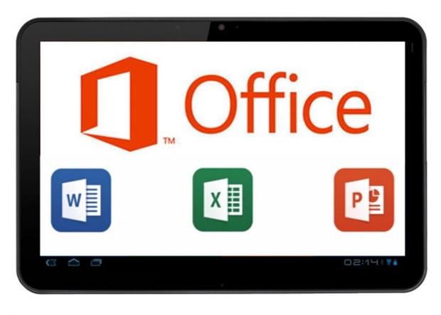Microsoft Office se duoc cai dat san tren may tinh bang Android hinh anh 1