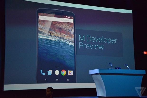 Google ra mat he dieu hanh Android M, bo sung ket noi usb-C hinh anh 1