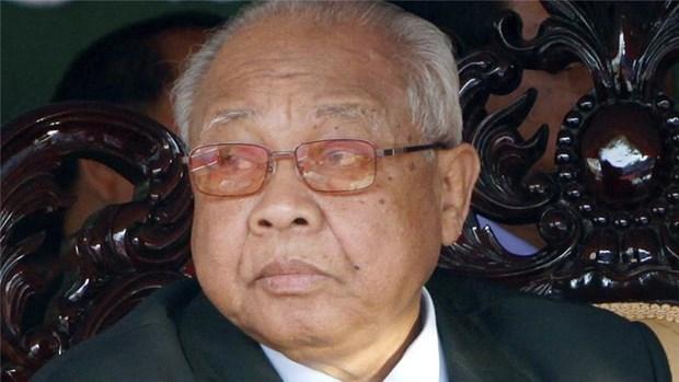Lanh dao Viet Nam gui dien chia buon toi lanh dao Campuchia hinh anh 1