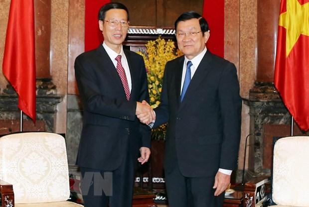 Van de Bien Dong anh huong toi niem tin hai nuoc Viet-Trung hinh anh 1