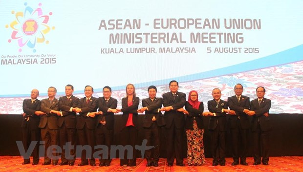 ASEAN va cac nuoc doi tac lo ngai ve dien bien tren Bien Dong hinh anh 1