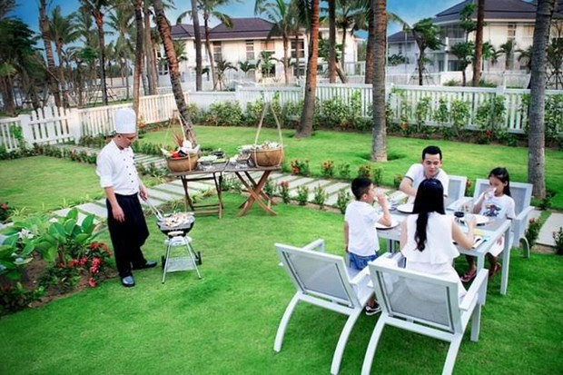 Sun Group mo ban thanh cong khu biet thu cao cap Premier Village hinh anh 7