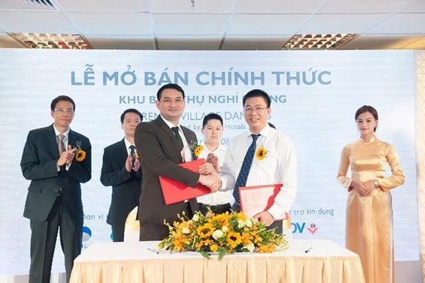 Sun Group mo ban thanh cong khu biet thu cao cap Premier Village hinh anh 2