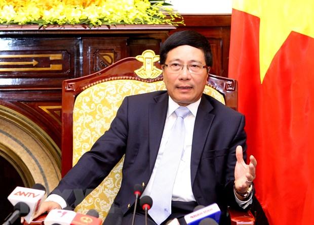70 nam nganh Ngoai giao Viet Nam dong hanh cung dan toc hinh anh 1