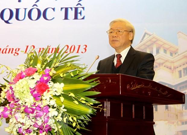 70 nam nganh Ngoai giao Viet Nam dong hanh cung dan toc hinh anh 3