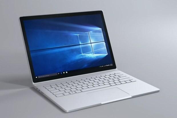 Microsoft ra laptop dau tien, cap nhat nhieu thiet bi Windows 10 hinh anh 1