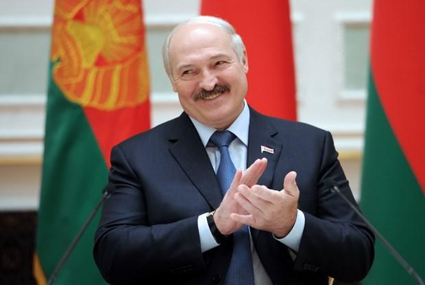 Cac nuoc EU nhat tri dinh chi cac bien phap trung phat Belarus hinh anh 1