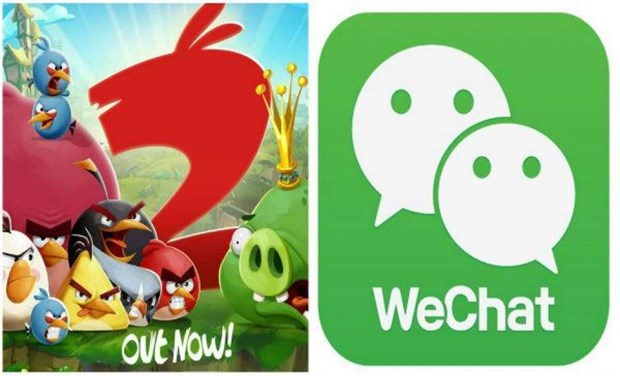 Angry Birds 2, WeChat bat ngo bi Apple loai khoi App Store hinh anh 1