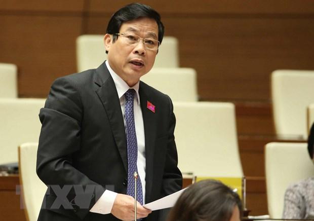Bo truong Nguyen Bac Son