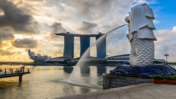 Kinh te Singapore du kien tang truong