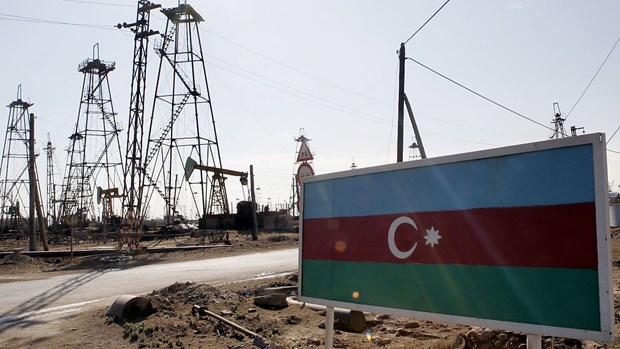 Azerbaijan: Chay gian khoan dau tren bien, 32 cong nhan thiet mang hinh anh 1
