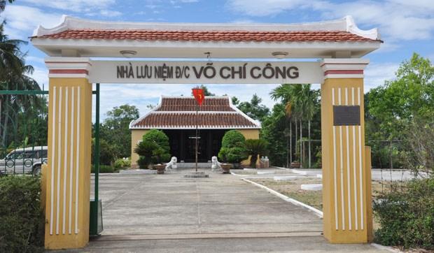 Nang cap Khu luu niem Chu tich Vo Chi Cong tai Quang Nam hinh anh 1