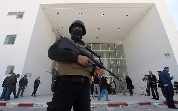 Algeria va Tunisia bat giu va tieu diet nhieu phan tu khung bo hinh anh 1