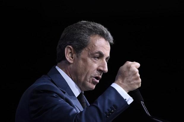Cuu Tong thong Phap Sarkozy hau toa lien quan toi chi tieu mo am hinh anh 1
