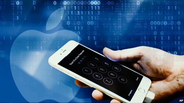 Apple len tieng ve tuyen bo mo khoa duoc iPhone cua FBI hinh anh 1