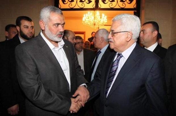 Hai phai doi dich o Palestine nhat tri bau cu trong vong 6 thang hinh anh 1
