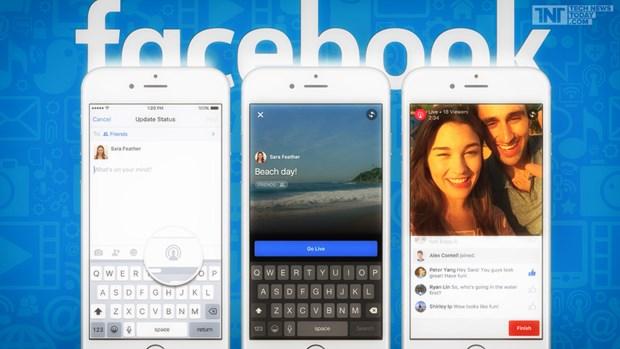 7 ngay the gioi cong nghe: Facebook thach thuc truyen hinh va web hinh anh 2