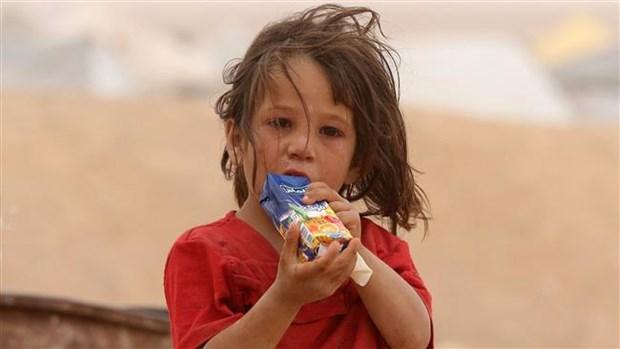 My dieu tra gian lan tien ho tro nhan dao cho nguoi dan Syria hinh anh 1