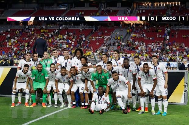 Ha chu nha My, Colombia xuat sac gianh hang 3 Copa America hinh anh 1