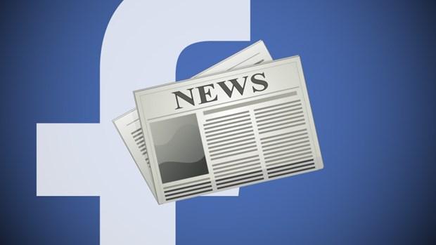 Facebook thay thuat toan News Feed khien cac hang tin lo sot vo hinh anh 1
