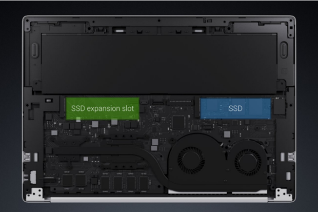 Xiaomi ra Mi Notebook Air canh tranh truc tiep voi MacBook Air hinh anh 3