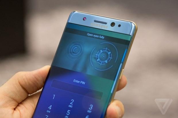 Samsung Galaxy Note 7 se den tay nguoi dung vao ngay 19/8 hinh anh 2