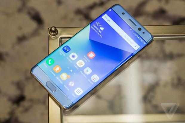 Samsung Galaxy Note 7 se den tay nguoi dung vao ngay 19/8 hinh anh 1