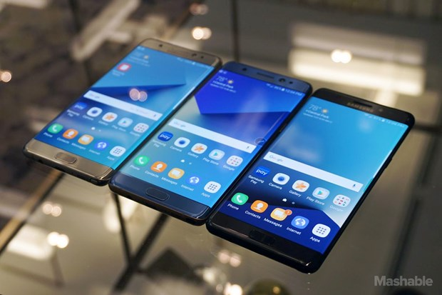 Samsung co the mat toi hon 1 ty USD chi phi thu hoi Note 7 hinh anh 1