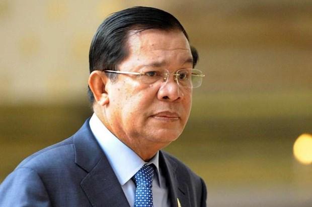 Thu tuong Hun Sen: Campuchia khong khung hoang chinh tri hinh anh 1