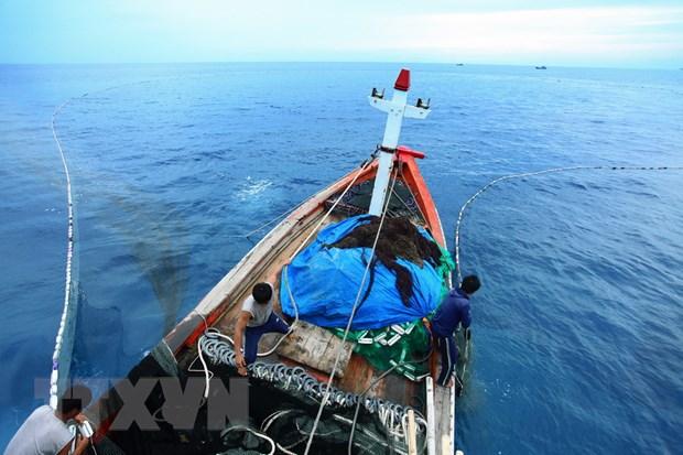 Viet-Trung dam phan vong 9 hop tac linh vuc it nhay cam tren bien hinh anh 1