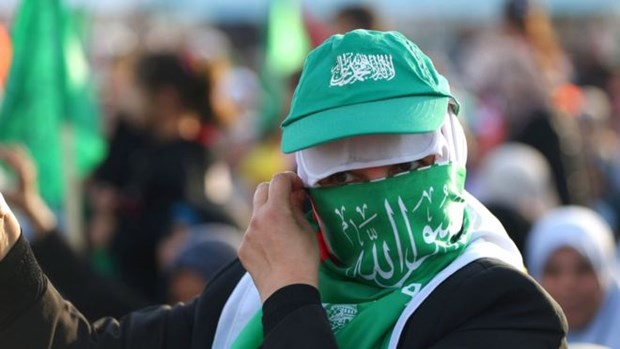 Quan chuc EU de xuat loai Hamas khoi danh sach khung bo hinh anh 1