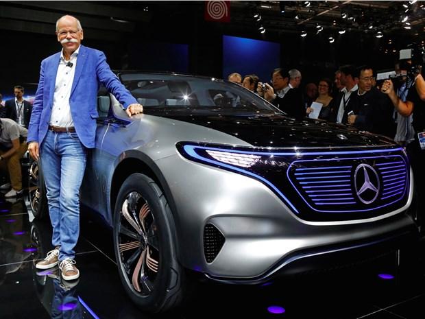 Mercedes tham vong soan ngoi