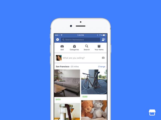 Facebook xin loi vi de ma tuy, vu khi tran ngap cho Marketplace hinh anh 1