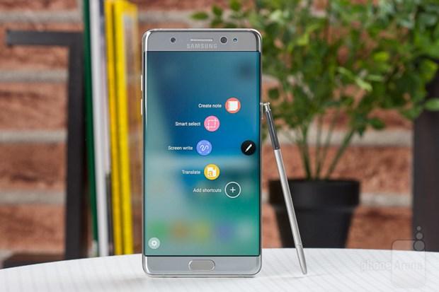 Samsung Note 7 moi gay ra 3 vu chay no trong vong mot tuan hinh anh 1