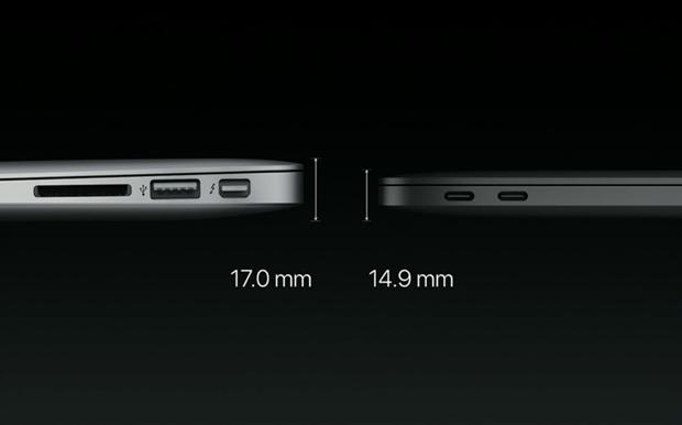 Apple ra MacBook Pro 2016 la dau cham het cho MacBook Air? hinh anh 2