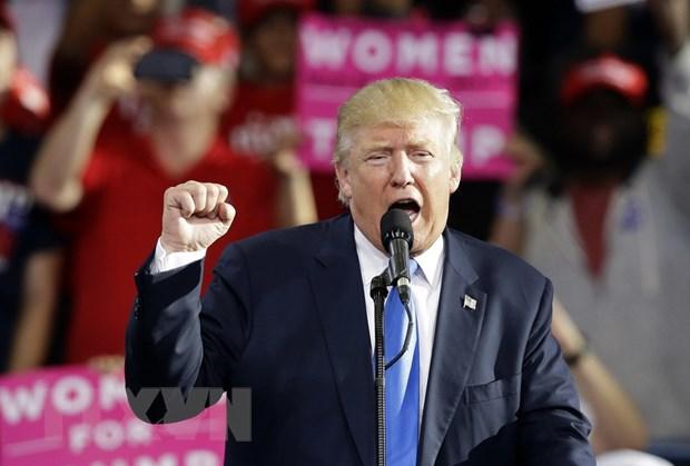 Ong Donald Trump khang dinh tien trinh chuyen giao thuan loi hinh anh 1