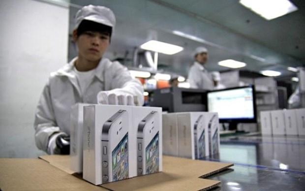 Cuu giam doc Foxconn an cap, thu loi bat chinh 5.700 chiec iPhone hinh anh 1