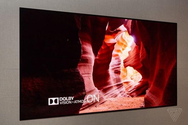 CES 2017: LG ra mat mau tivi OLED
