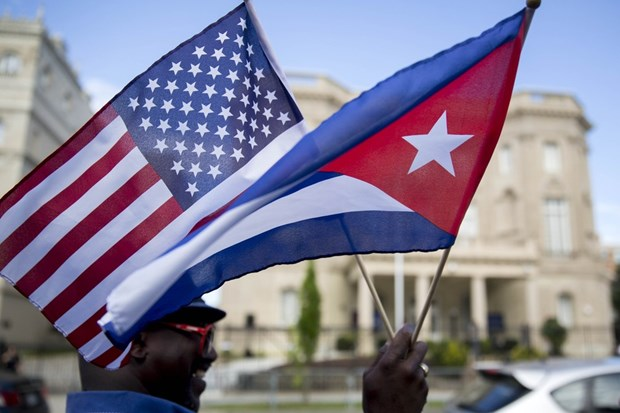 My, Cuba ky thoa thuan phan dinh bien gioi tai Vinh Mexico hinh anh 1