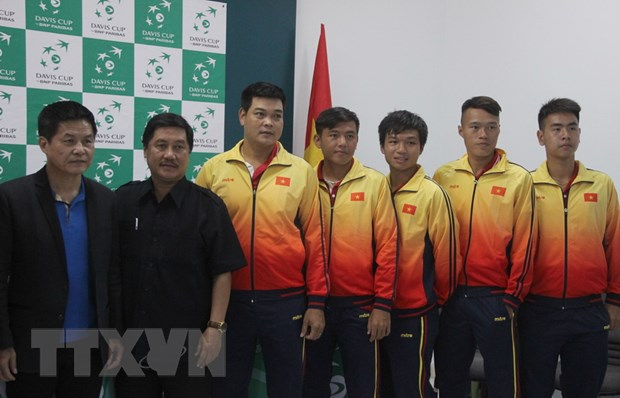 Doi tuyen quan vot Viet Nam co nhieu loi the tai Davis Cup 2017 hinh anh 1