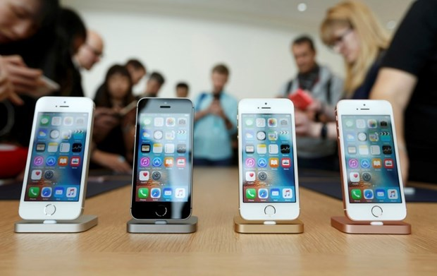 Apple se bat dau san xuat iPhone o An Do vao thang Tu hinh anh 1