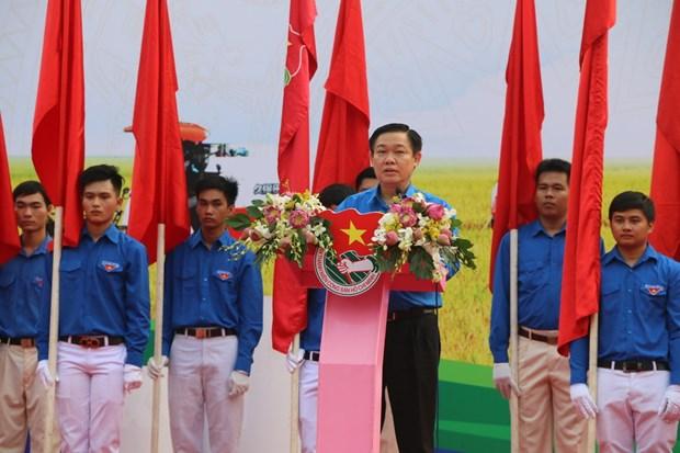 Trung uong Doan khoi dong Thang Thanh nien nam 2017 hinh anh 1