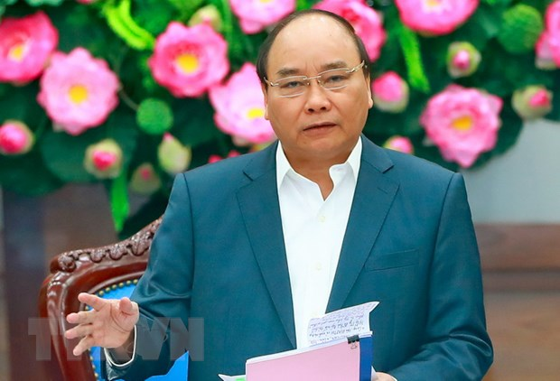 Thu tuong Chinh phu lam Chu tich Uy ban Quoc gia ve bien doi khi hau hinh anh 1