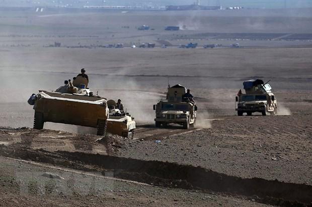 Iraq: Chien dich giai phong Mosul dang o giai doan cuoi cung hinh anh 1