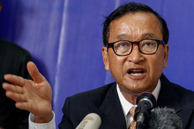 Campuchia: Toa so tham Phnom Penh phat tu cuu Chu tich CNRP hinh anh 1