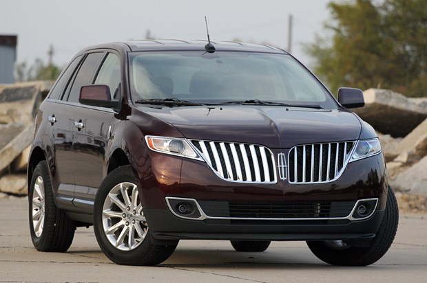 Ford thu hoi xe sang Lincoln Continental va Lincoln MKX tai Trung Quoc hinh anh 1
