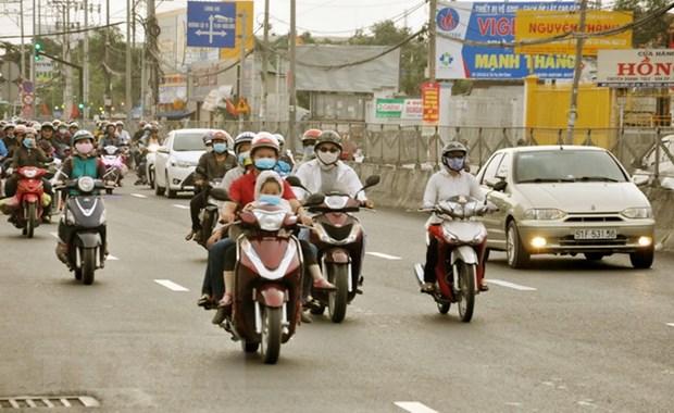 Thanh pho Ho Chi Minh tim giai phap han che su dung xe ca nhan hinh anh 1