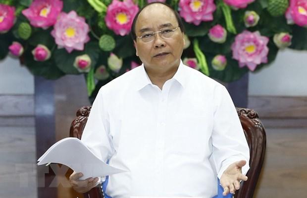 Thu tuong: Chinh phu quyet tam giu nguyen muc tieu tang truong 6,7% hinh anh 1