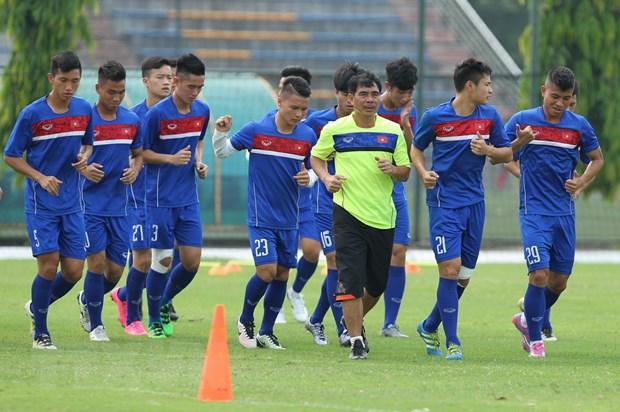 Danh sach chinh thuc 21 cau thu du vong chung ket FIFA U20 World Cup hinh anh 1