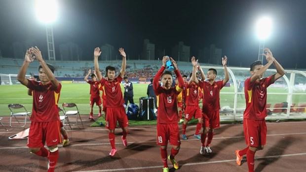 U20 World Cup 2017: Tuyen Viet Nam tiep tuc duoc FIFA ngoi khen hinh anh 1